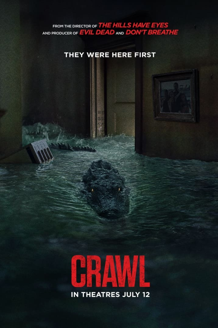 Poster for Crawl
