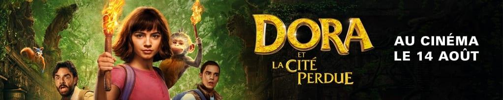 Poster for Dora Et La Cité Perdue
