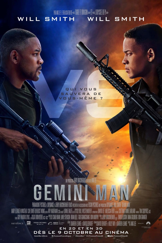 Poster image for Gemini Man