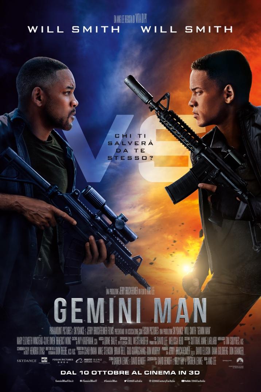 Poster di Gemini Man