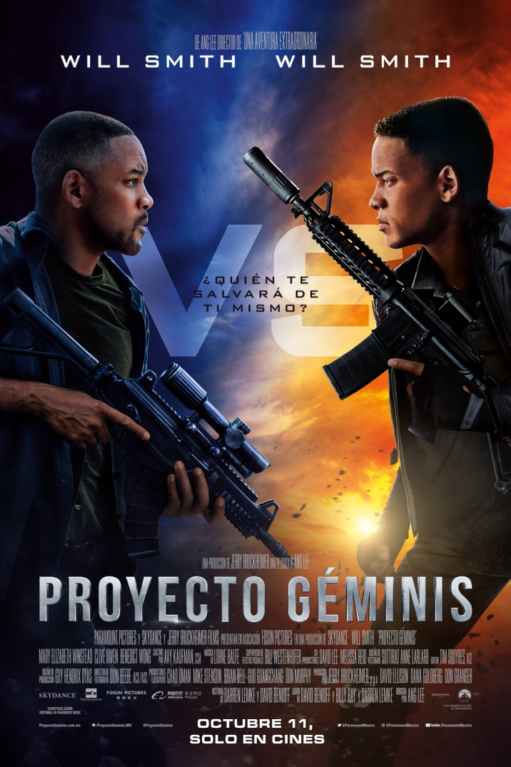Poster image for Proyecto Géminis