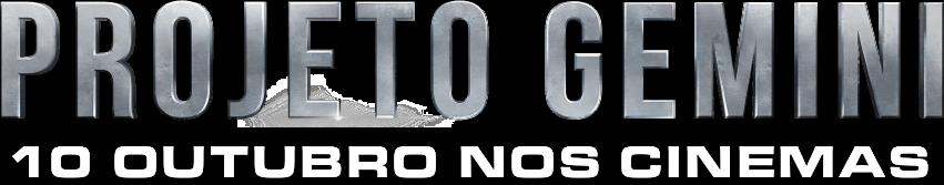 Logo do filme Projeto Gemini