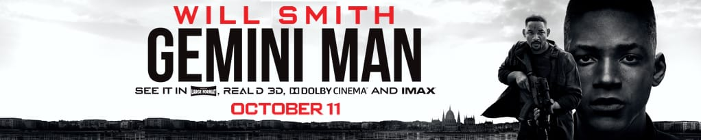 Poster image for Gemini Man