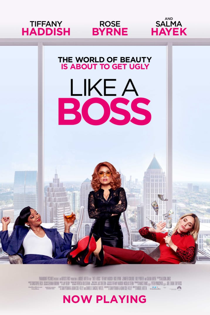 Poster image for Like A Boss
