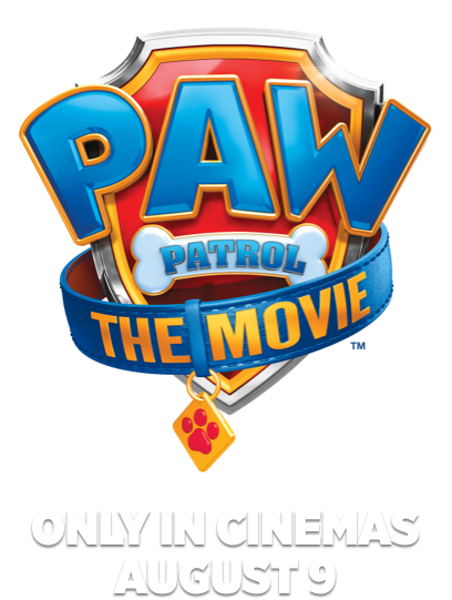 Title or logo for PAW Patrol: The Movie