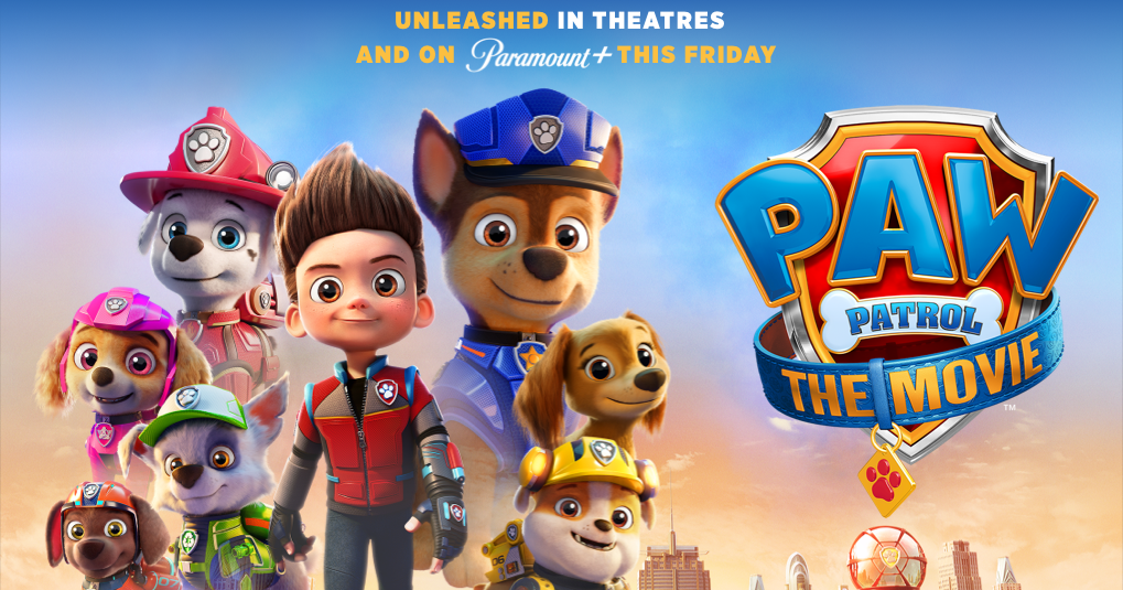 PAW Patrol: The Movie | Official Website