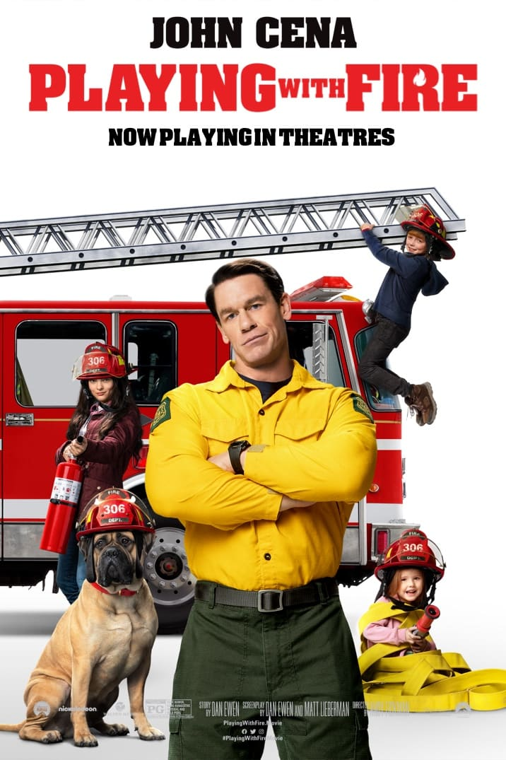 Poster image for Playing With Fire
