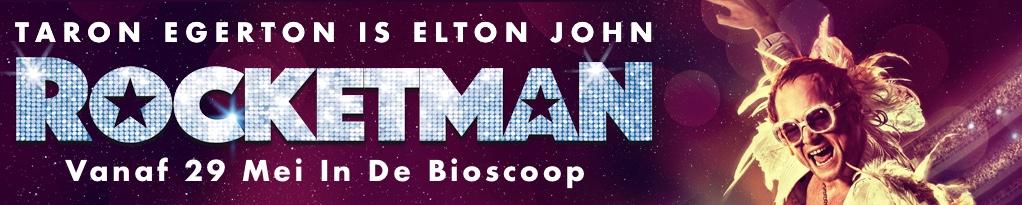 Poster for Rocketman