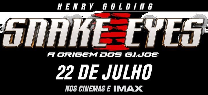 Título ou logo de Snake Eyes: G.I. Joe Origins