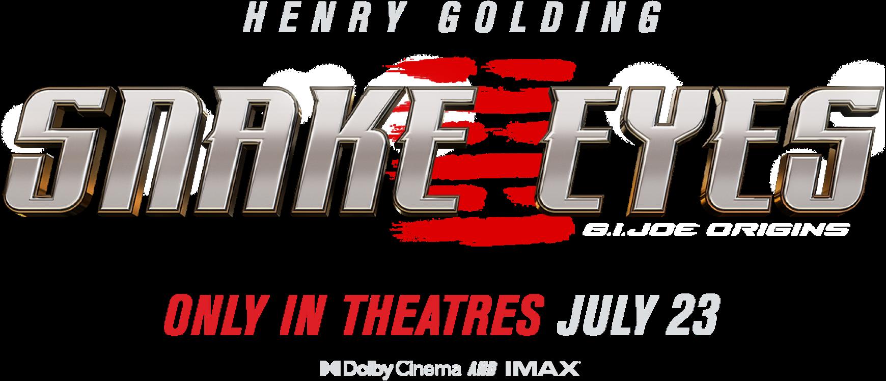 Snake Eyes: G.I. Joe Origins: Synopsis | Paramount Pictures