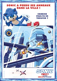 Image of the Sonic Le Film gallery