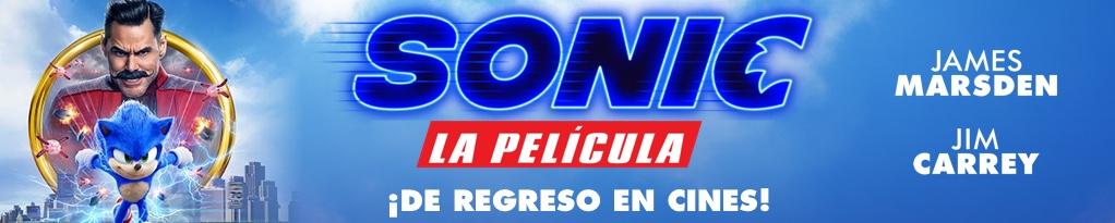 Poster image for Sonic La Película
