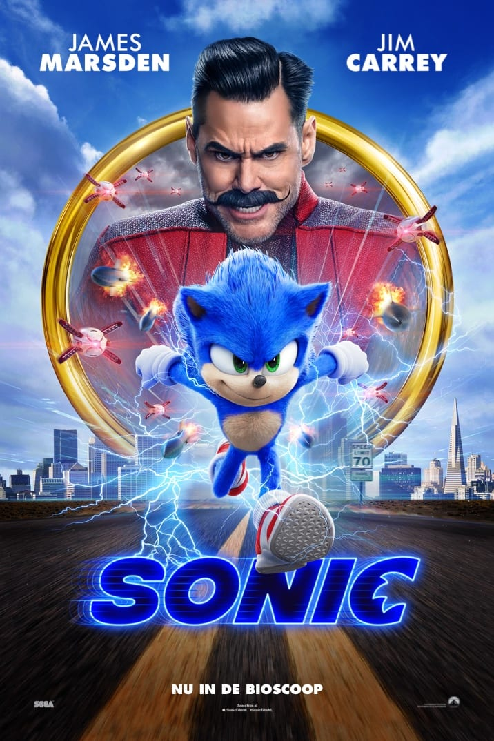 Poster image for Sonic