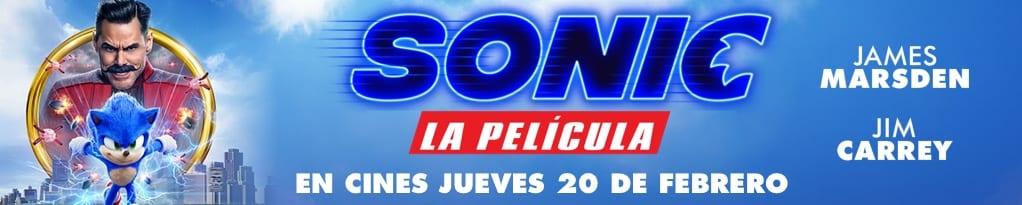 Poster image for Sonic La Pelicula
