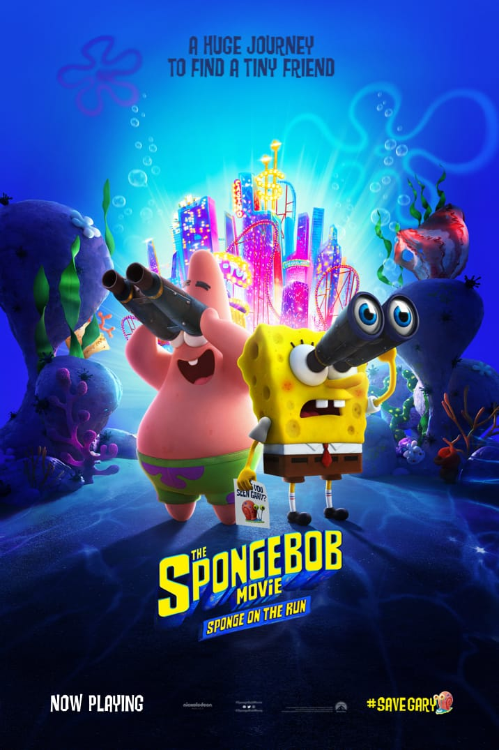 Poster image for The SpongeBob Movie: Sponge On The Run