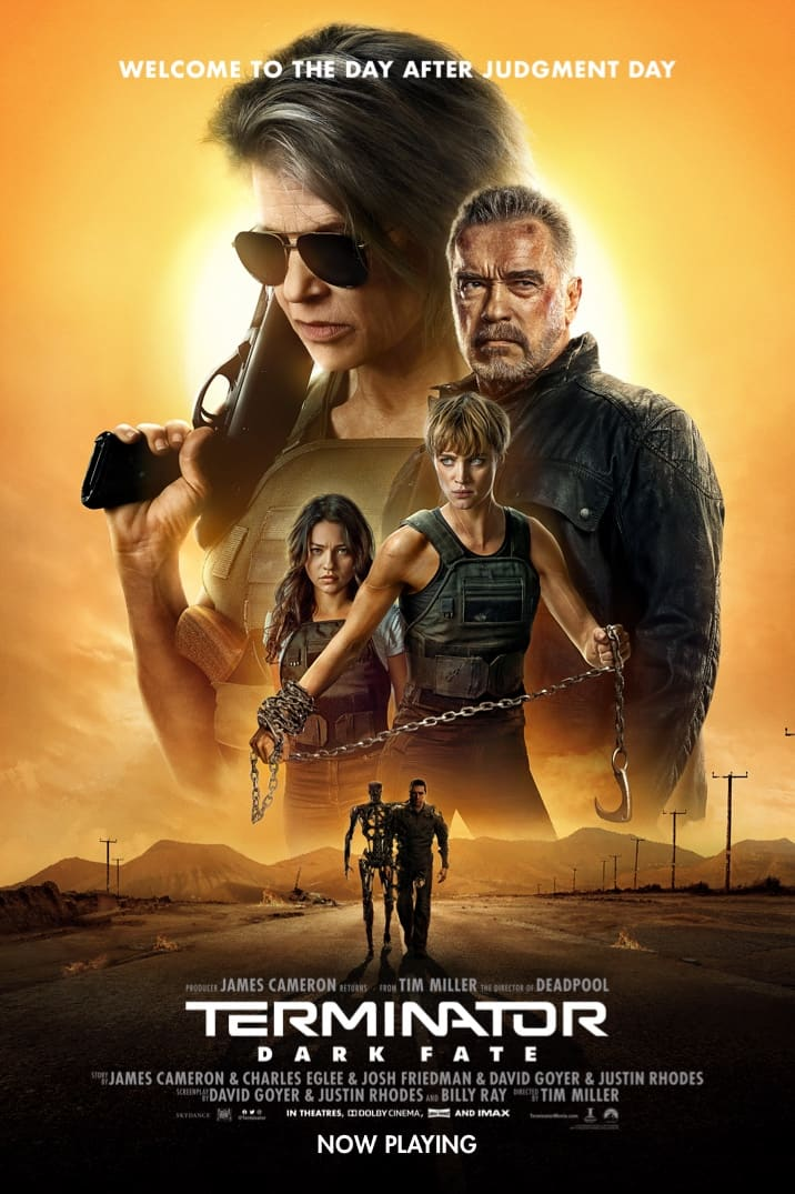 Poster image for Terminator: Dark Fate