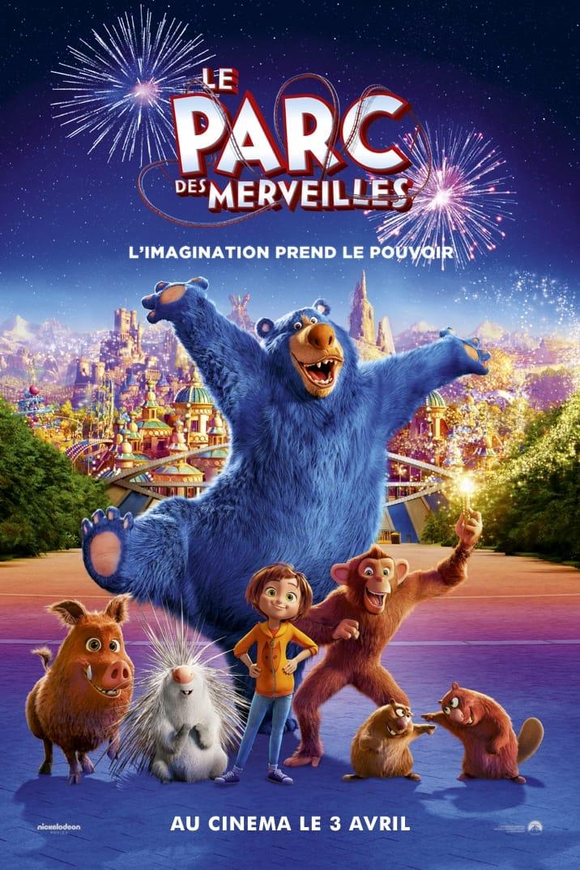 Poster for Le Parc des Merveilles