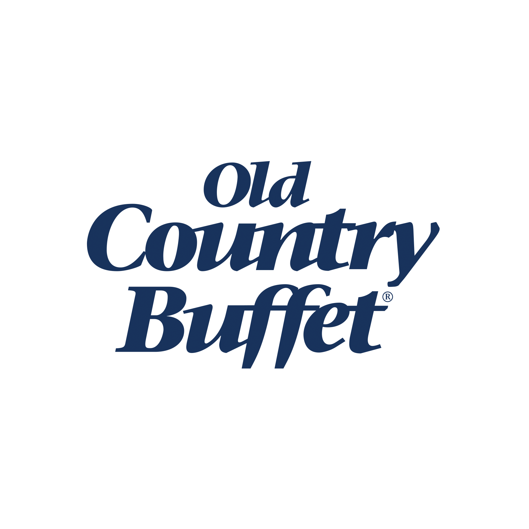 Official logo for Old Country Buffet.
