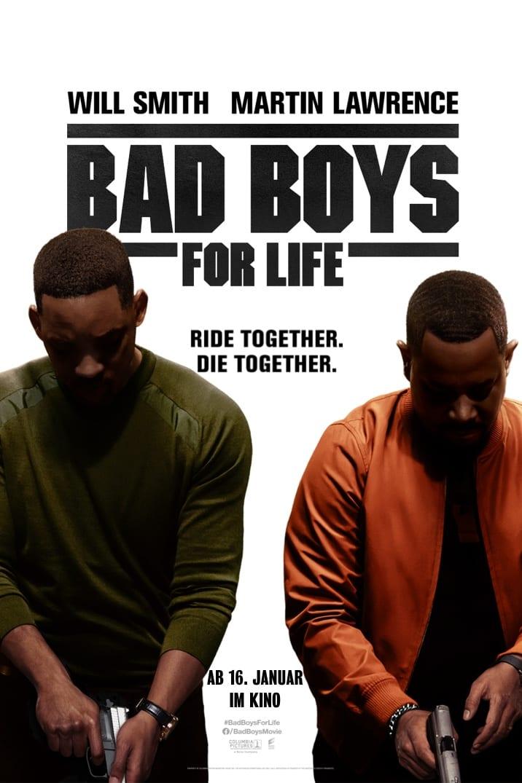 Bad Boys for Life Filmplakat