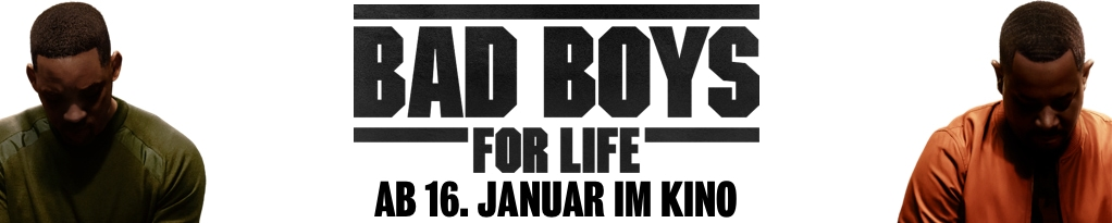 Bad Boys for Life Banner