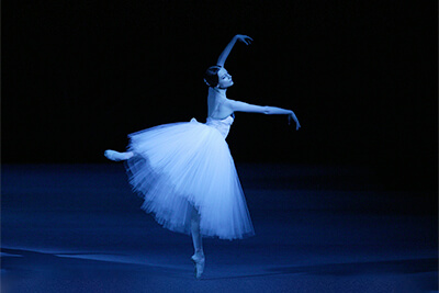 **GISELLE**  Giselle touches upon great and universal romantic themes. In this brand new production, renowned choreographer Alexei Ratmansky brings a fresh perspective to one of the oldest and greatest works of classical dance, giving the audience an opportunity to discover this iconic ballet anew.