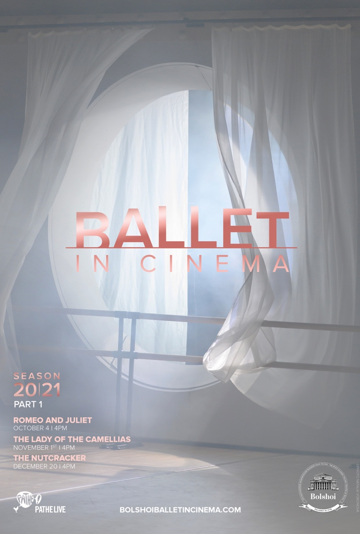 Poster image for Bolshoi Ballet in Cinema