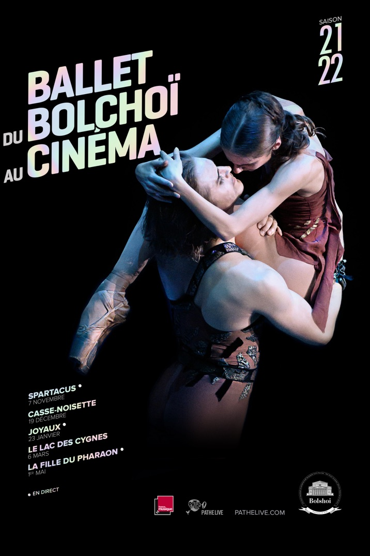 Affiche du film Ballet du Bolchoï 21/22 au cinéma