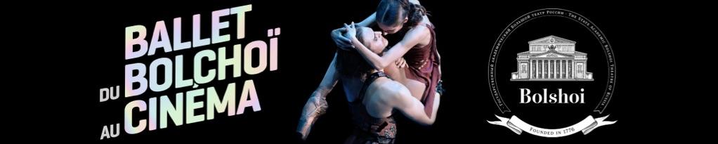 Bannière du film Ballet du Bolchoï 21/22 au cinéma