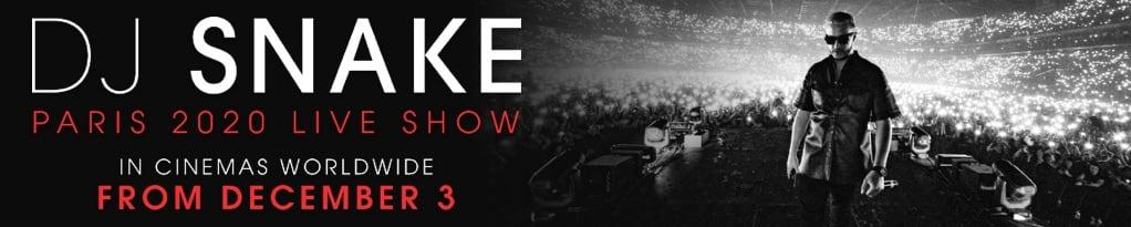 Poster image for DJ Snake - The Concert In Cinema