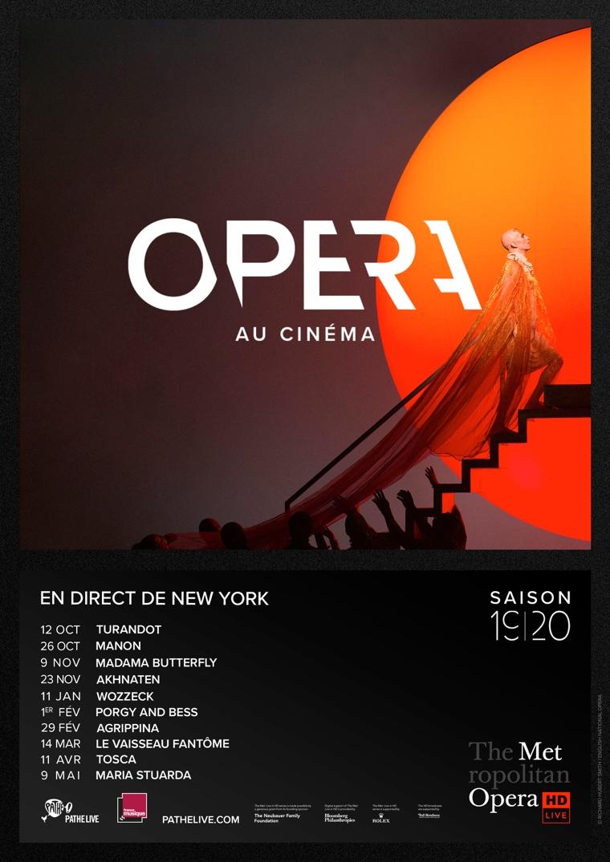 Poster image for Metropolitan Opera 19/20 au cinéma