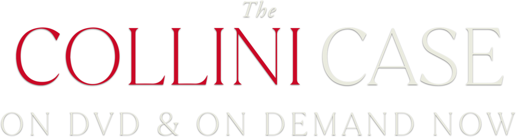 Title or logo for The Collini Case
