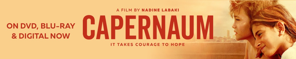 Poster image for Capernaum