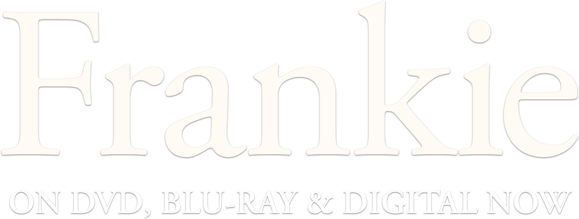Title or logo for Frankie