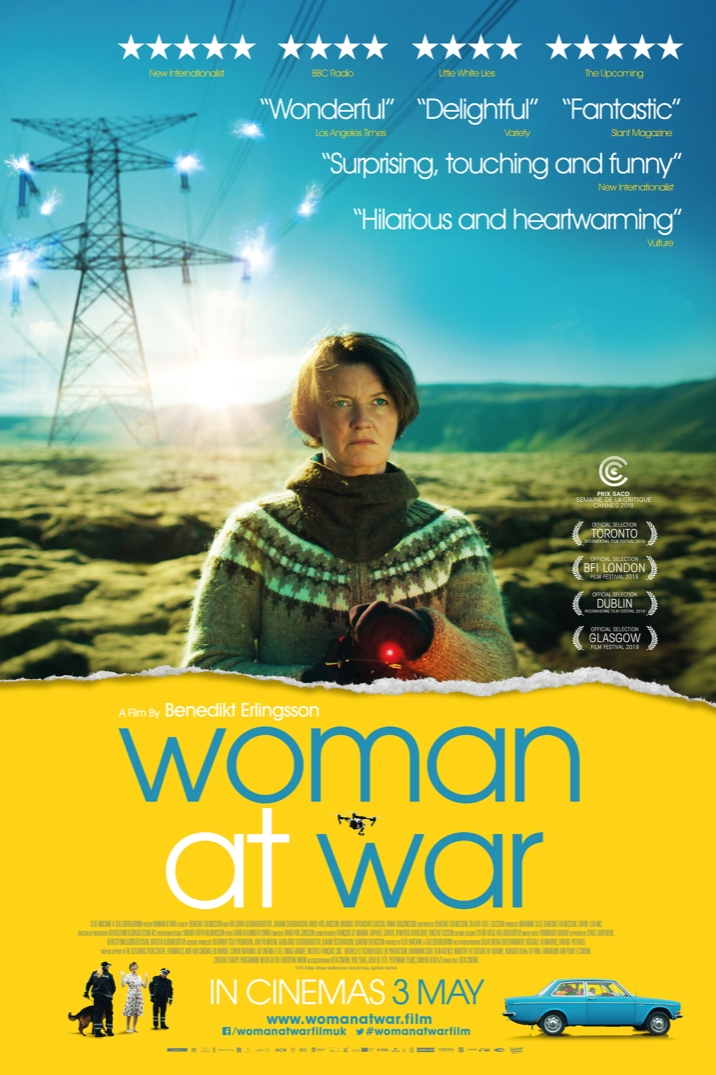 Poster image for Woman at War