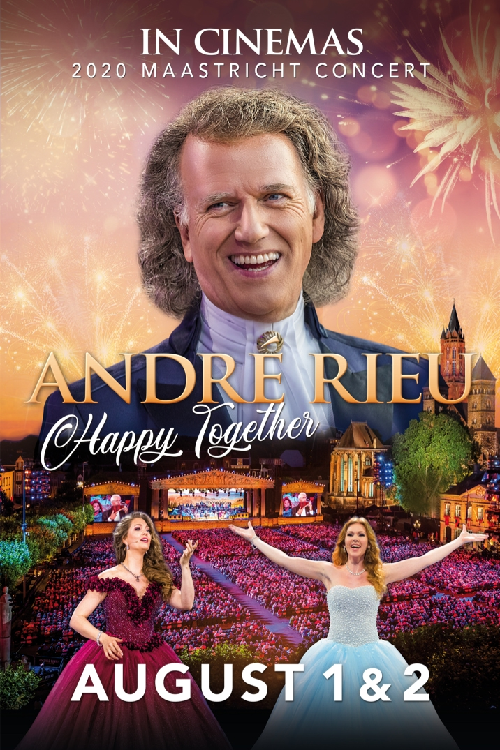 Poster image for André Rieu 2020 Maastricht Concert
