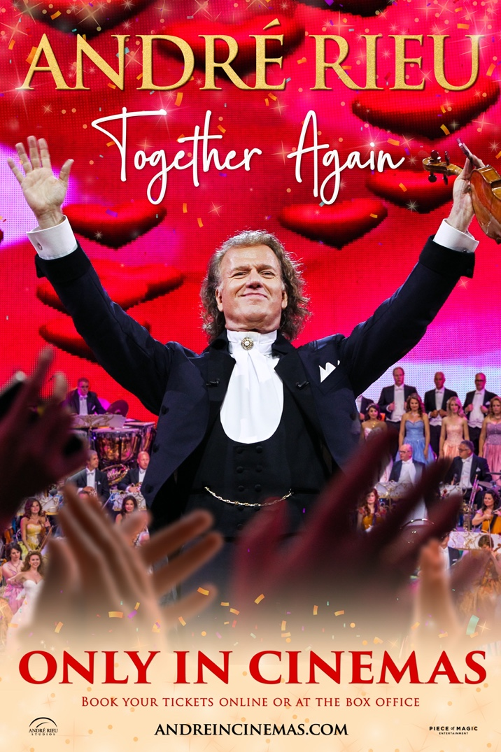 Poster image for André Rieu Together Again