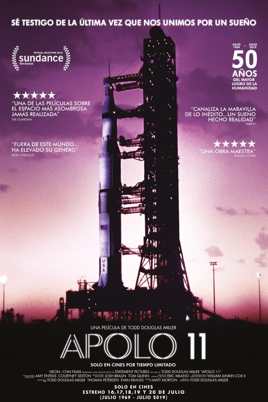 Poster for Apolo 11