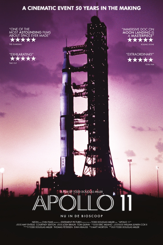Poster for Apollo 11