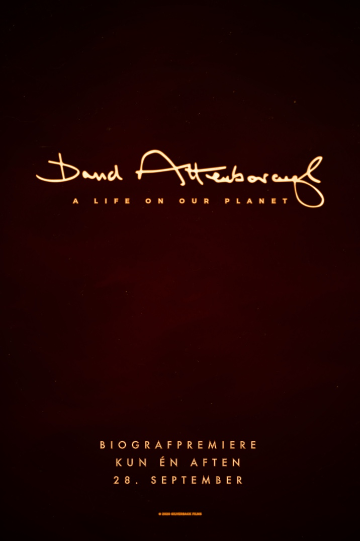 Poster image for David Attenborough: A Life on our Planet