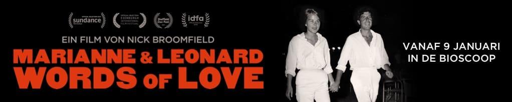 Poster image for Marianne & Leonard Words of Love