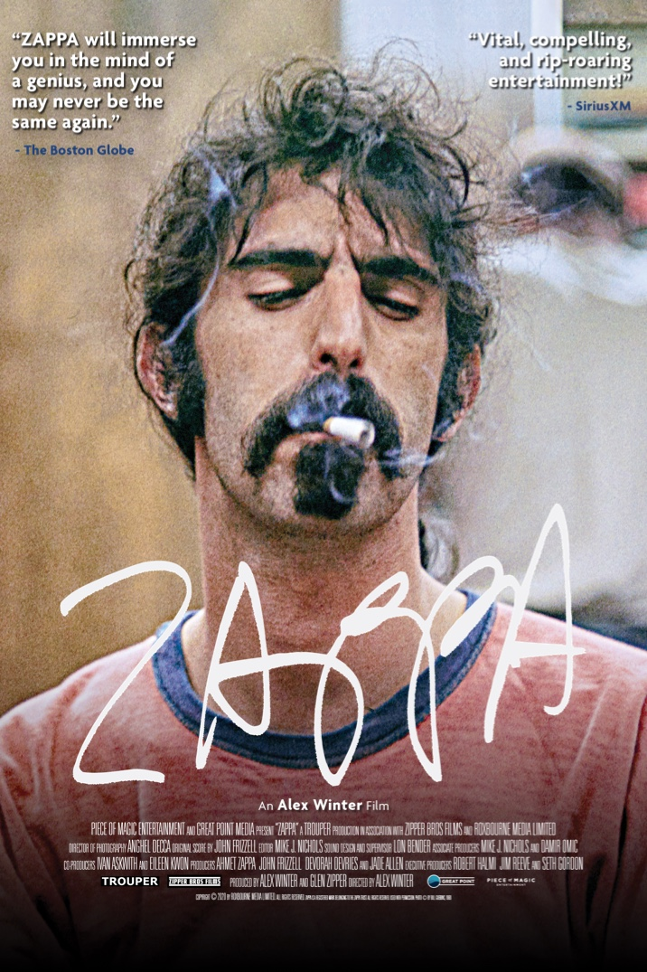 Poster image for Zappa