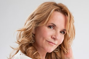 Lea Thompson<br>as<br>Marmee