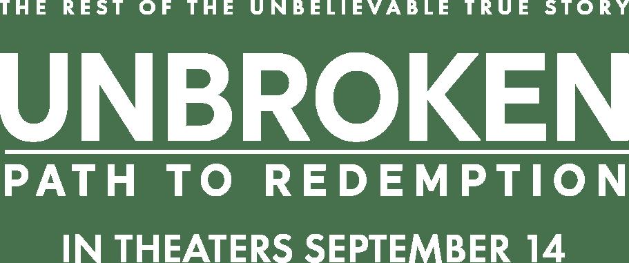 Unbroken: Path to Redemption: Synopsis | Pureflix