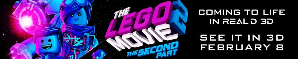 Poster for The Lego Movie 2