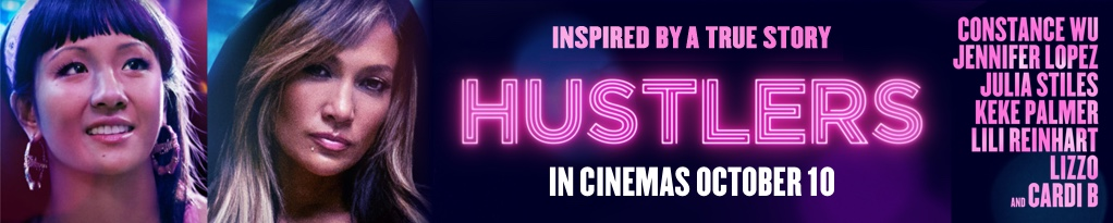 Poster image for Hustlers