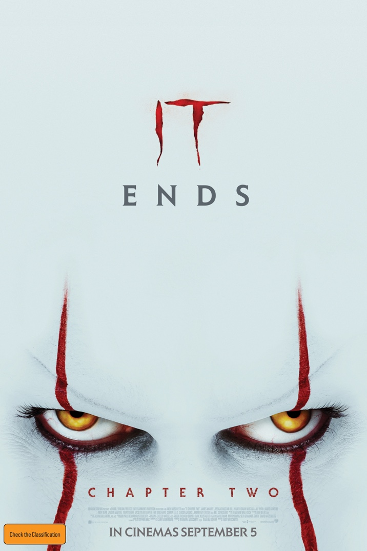 Poster image for IT Chapter 2