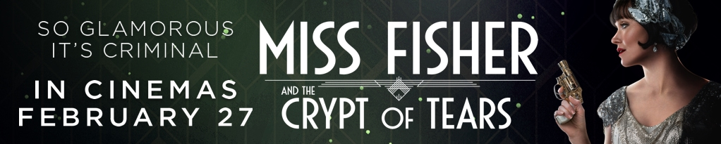 Poster image for Miss Fisher & the Crypt of Tears