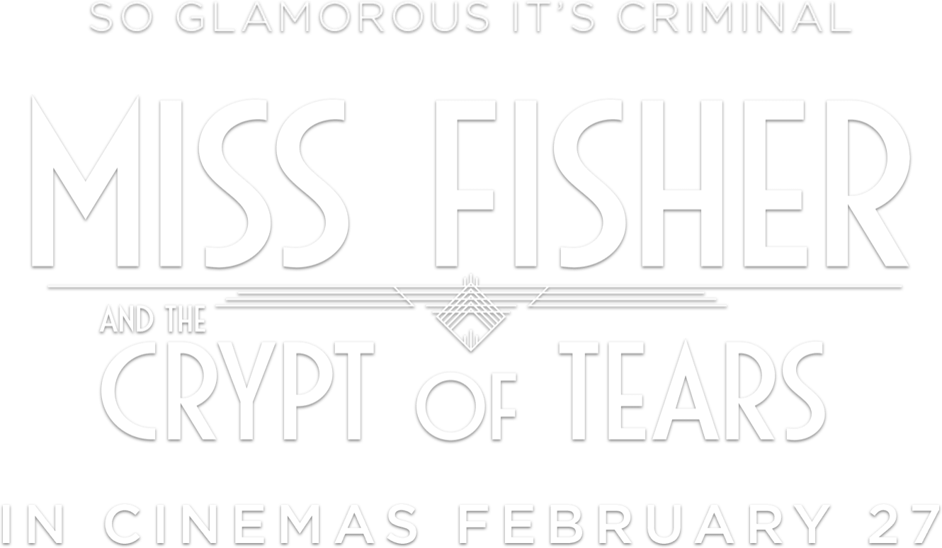 Miss Fisher & the Crypt of Tears : %$SYNOPSIS% | Roadshow FIlms