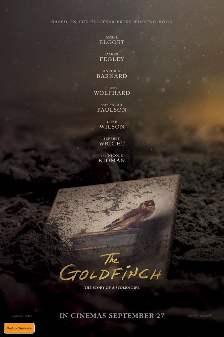 Poster image for The Goldfinch