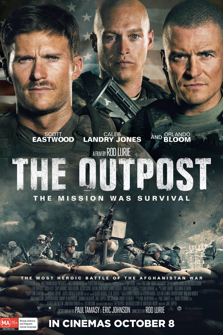 Poster image for The Outpost
